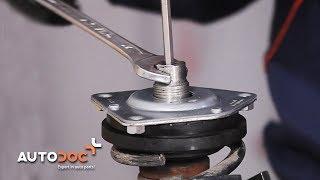 Wie MERCEDES-BENZ GLE Coupe (C292) Lagerung Radlagergehäuse austauschen - Video-Tutorial