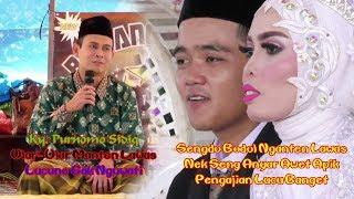 Download Video Pengajian Pengantin Lama Lucu poll MP3 3GP MP4