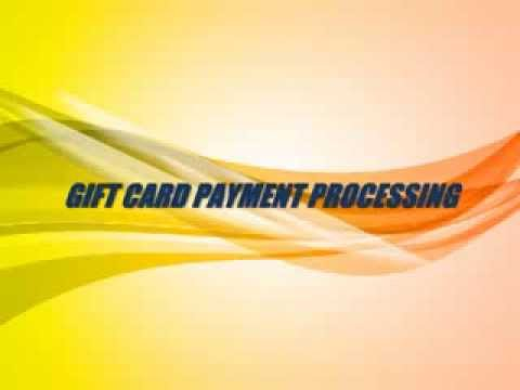 Gift card processing - Delight POS for Restaurants