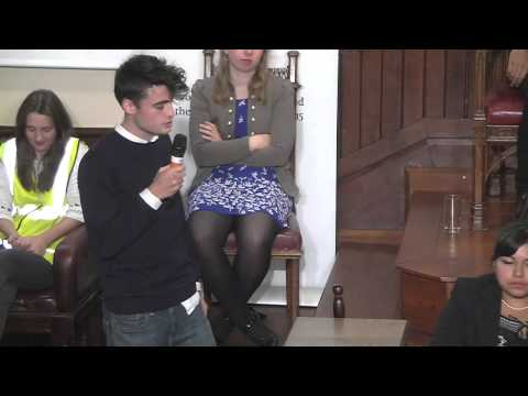 This House Fears the Day After Tomorrow | Emergency Debate | The Cambridge Union