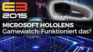 Microsoft Hololens - Ausprobiert mit Halo 5: Funktioniert die AR-Brille wirklich? - Gamewatch