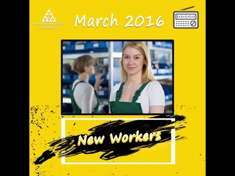 New Workers Radio Advert - March 2016