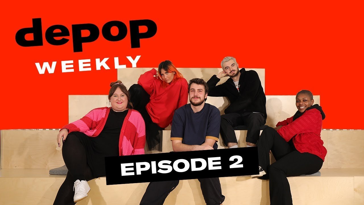 604bb54ecb3 Inside Depop's community | Depop Weekly #2 | a bi-weekly panel show hosted  by our team