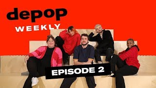Inside Depop's community | Depop Weekly #2 | a bi-weekly panel show hosted by our team