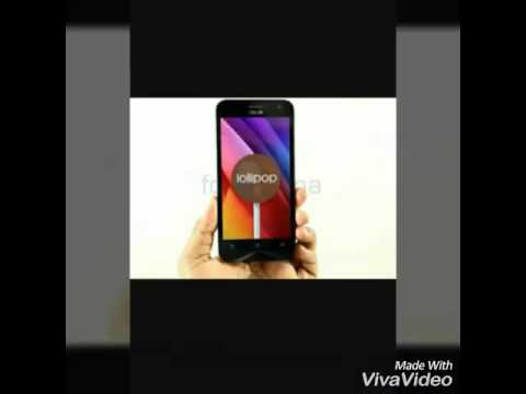 ASUS Zenfone 2 Android Lollipop 51