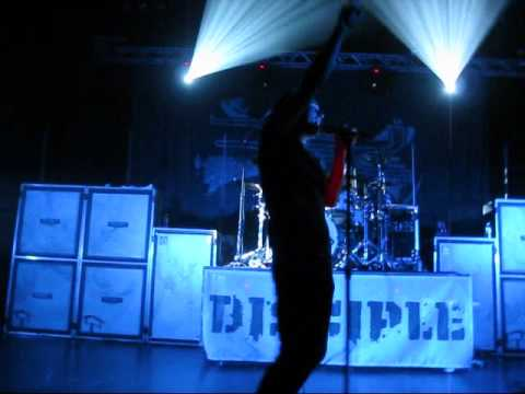 "Red, Disciple, Brian ""HEAD"" Welch, and Silverline LIVE in Portland, OR 11/12/10"