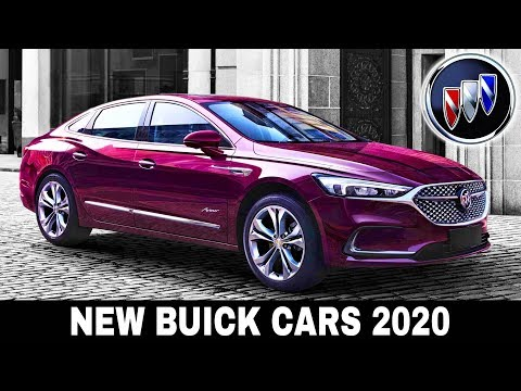 Top 8 New Buick Cars That Continue Writing The Story Of America's Iconic Brand