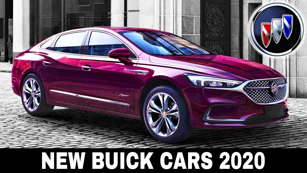 Top 8 New Buick Cars That Continue Writing The Story Of America S Iconic Brand Youtube
