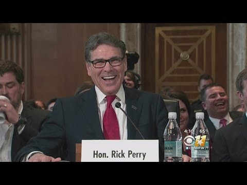 Gov. Rick Perry Changes Tune On Dept. Of Energy