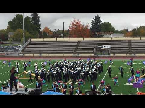 CVHS Marching Band 2017 @ Harvest MB Festival Yakima, WA Oct. 21 Preliminary-1st Place