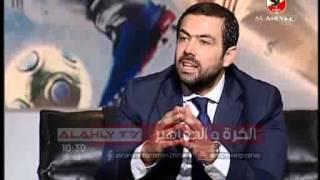 """احمد عمار """" نسعى لتنظيم حدث رياضى كبير لتنشيط السياحه بشرم الشيخ"""""""