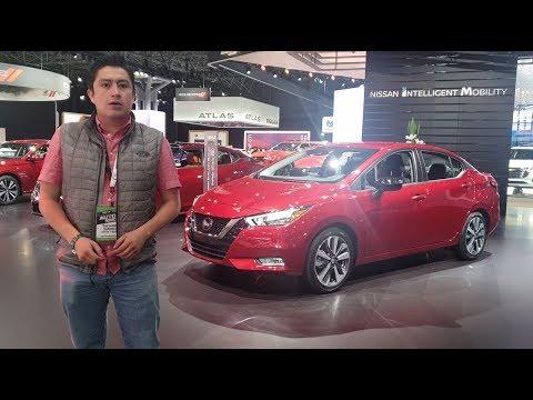 Nissan Versa 2020, lo conocimos y ojalá llegue a México ...