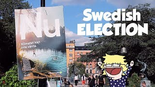 Election Posters | A Silly Guide to Swedish Politics