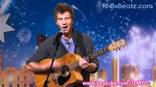 Owen Campbell - Australia's Got Talent 2012 Audition! - FULL (Second Audition)