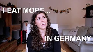 5 FOODS I EAT MORE SINCE MOVING TO GERMANY!