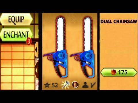 Shadow Fight 2 Dual Chainsaw