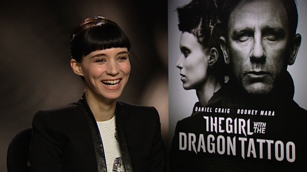 Image result for Rooney Mara - The Girl With The Dragon Tattoo