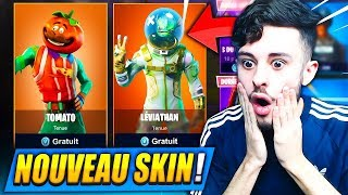 "🔴 FORTNITE with THE NEW ""LEGENDARY SKINS"" and NEW ARME!! (TOP 1 - DANSE)"