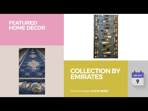 Collection By Emirates Featured Home Décor