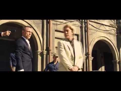 Incredible-James Bond