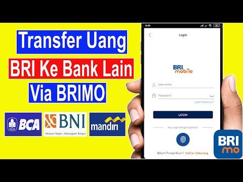 Cara Mencari Nomor Referensi Transaksi I Banking Bri Youtube