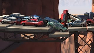 BeamNG.Drive - Sadler Gorge
