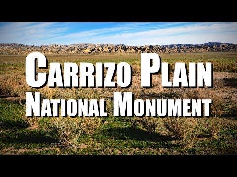 Carrizo Plain National Monument (California)