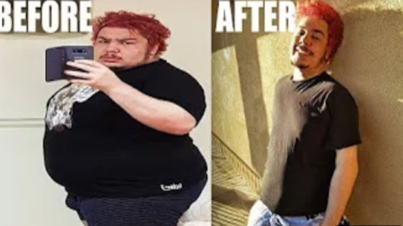 Greekgodx S Incredible 300 Pound Weight Loss