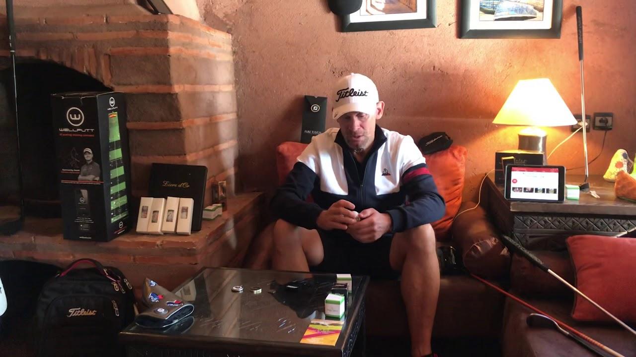 Stage golf Marrakech : le marque balle à quoi ça sert ?