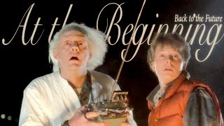 back to the future - at the beginning