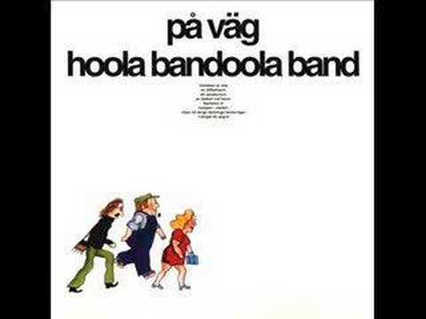 Hoola Bandoola band - På väg