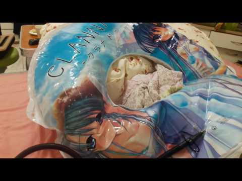 Inflate clannad swim ring part 1