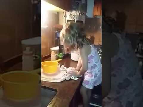 Le meto la verga por el culo a mi sobrina y despueacutes se come mi leche - 3 4