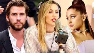 Miley Cyrus Talks Marriage Rumors, Ariana Grande, Britney Spears and More Video
