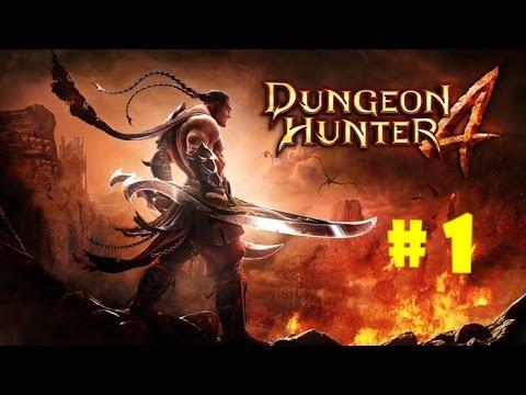 DUNGEON HUNTER 4 #1 INÍCIO COMO BATTLEWORN