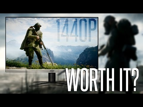 1440P/144FPS Gaming - Is It Worth It?