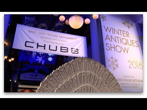 2016 Chubb Night at the Winter Antiques Show
