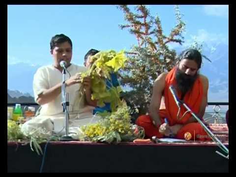 Yog Shivir: Swami Ramdev at Leh, Ladakh | 25 Aug 2015 (Part 1)