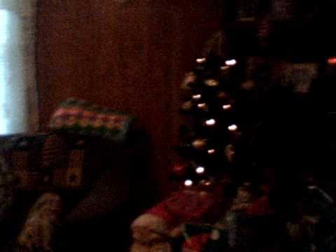 Christmas @ Leslie's in Quinwood WV