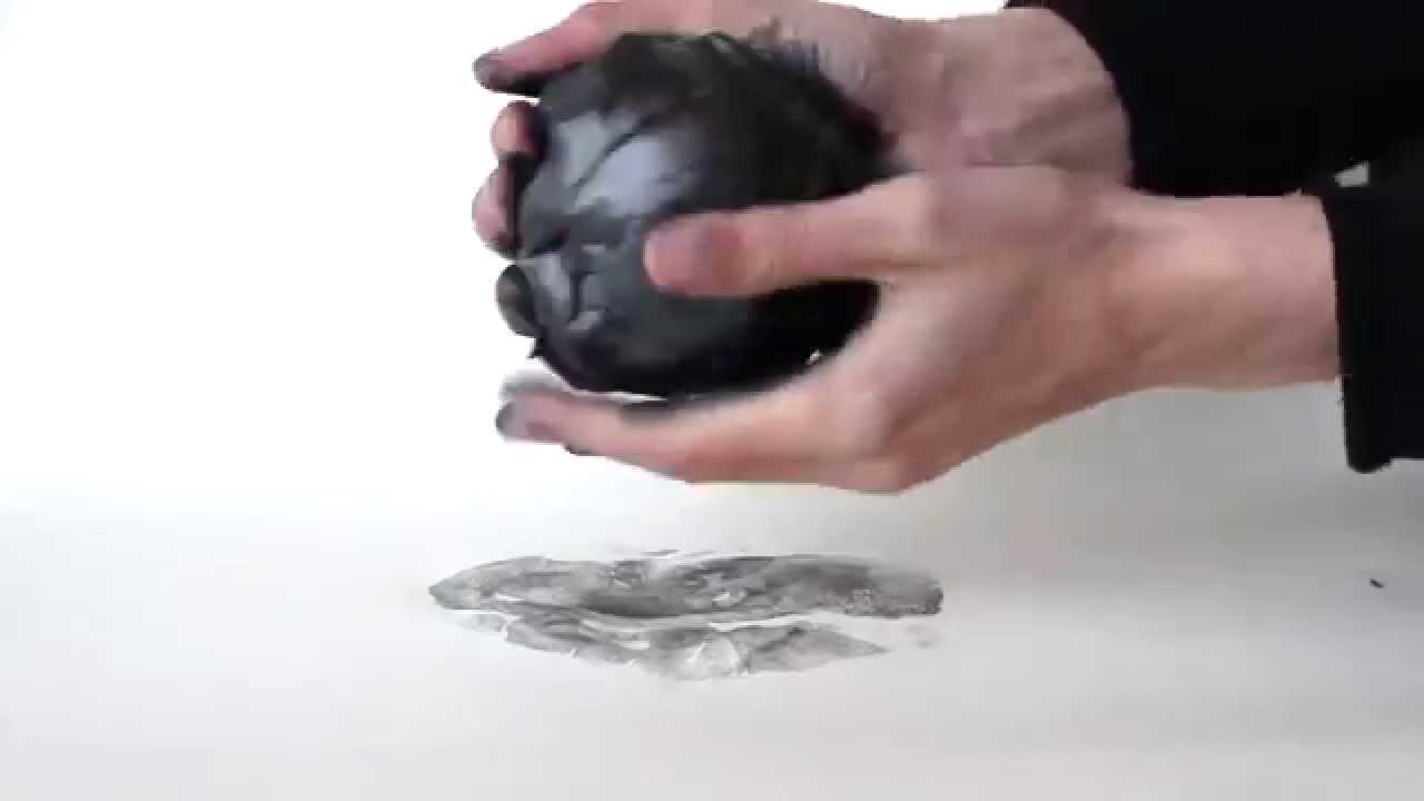 Viarco Artgraf Hand Made Water Soluble Graphite Stick XL