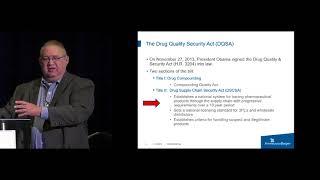 Blockchain Solutions to Meet FDA Drug Supply Chain Security Act, Jeff Denton, AmerisourceBergen