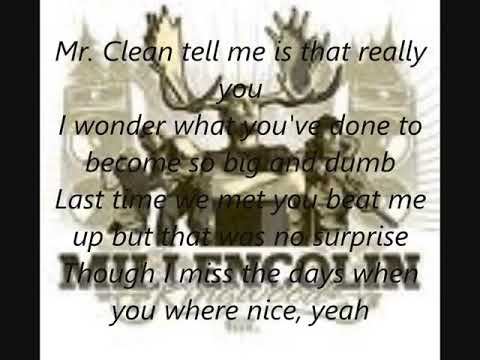 Millencolin- Mr. clean lyrics
