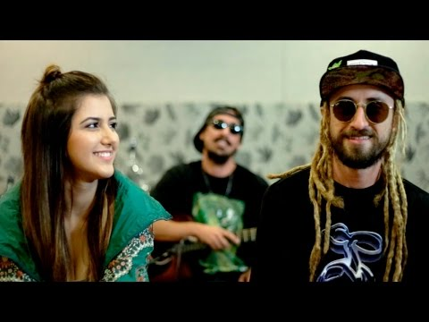 Sofia Oliveira E Ari (Cone Crew) - A Droga Do Amor (cover Acústico)