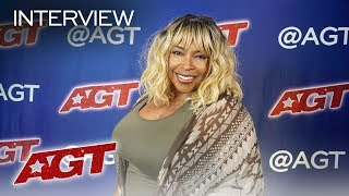 Interview: Carmen Carter Chats About Her Greatest AGT Memory - America's Got Talent 2019