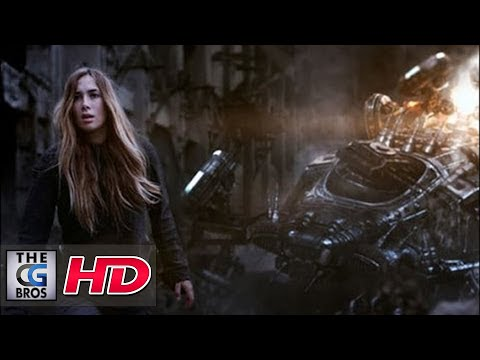 "CGI VFX Animated Shorts : ""Trickster"" The Matrix Fan Film"" - by Felix Joleanes"