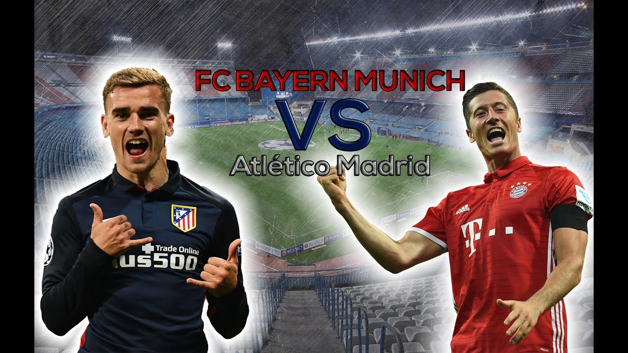 Bayern Vs Athletico