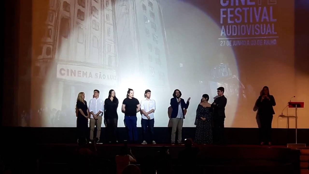 Discurso de Josias Teófilo no Cine PE 2017