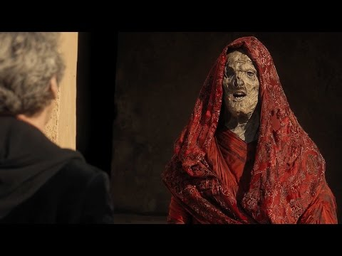 The Doctor Confronts The Monks - The Pyramid At The End Of The World Preview - Doctor Who: Series 10