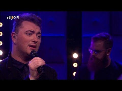 Sam Smith – I'm Not The Only One - RTL LATE NIGHT