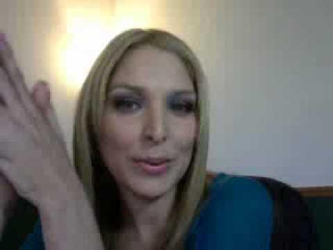 Twitcam de Blanca Soto (19.01.13) - Parte 1